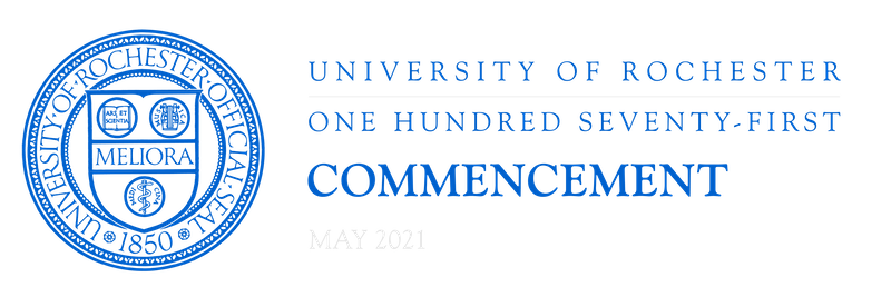 UR Commencement Logo 2021