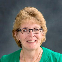 Dean Kathy Rideout, EdD, PPCNP-BC, FNAP
